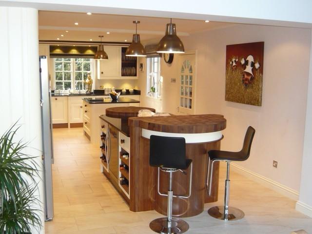 Sherwood Of Nottingham Kitchen