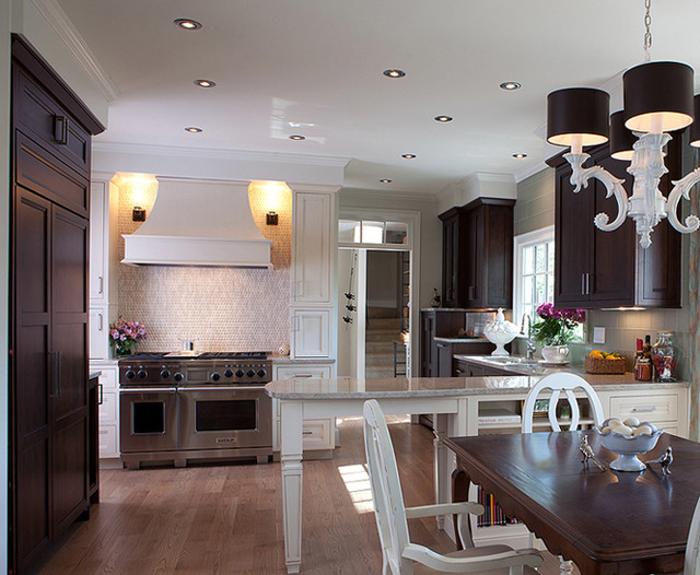 Shiloh Cabinetry traditional-kitchen