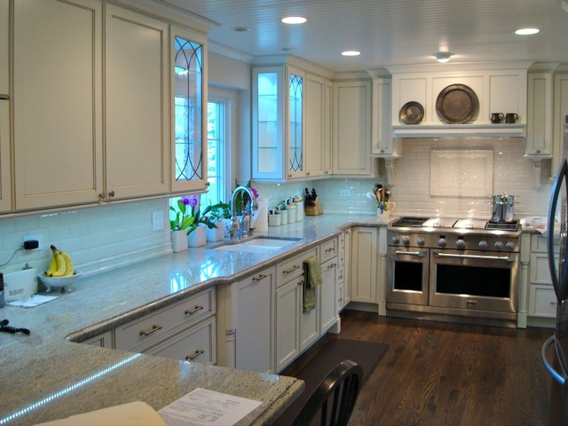 Shiloh Cabinetry Kitchen Contemporary Kitchen