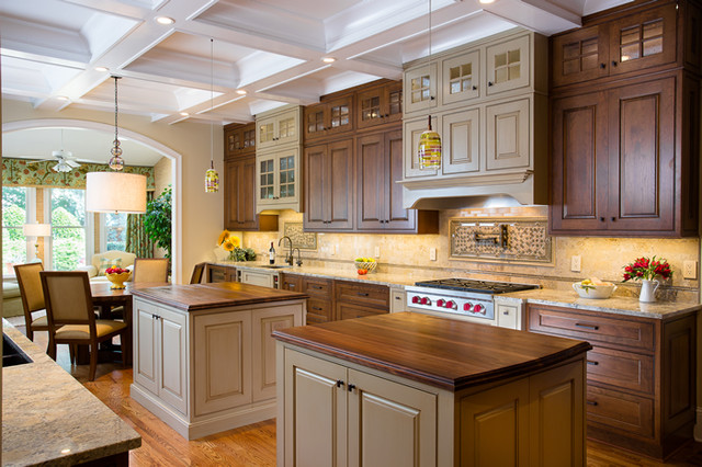 Shiloh Cabinetry Traditional Kitchen