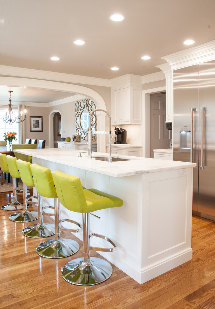 Shiloh Cabinetry - Traditional - Kitchen - Manchester - by ...
