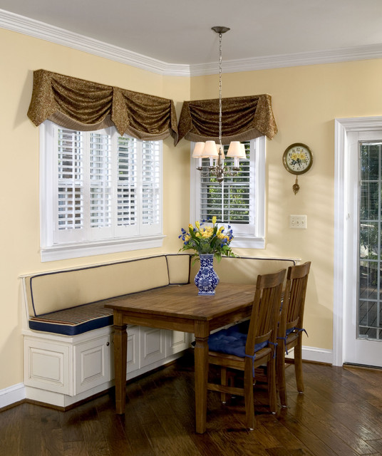 Shiloh Painted Kitchen and Dining Room