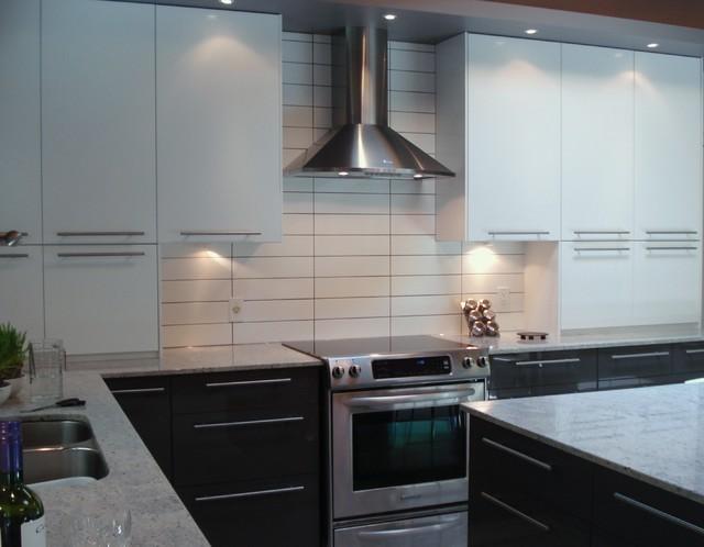 Shiva Interiors modern-kitchen