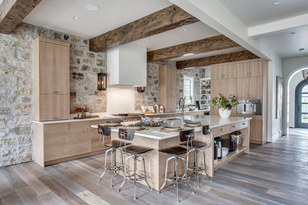 Shleby Lane Show Home By Trickle Creek Designer Homes Farmhouse Kitchen Calgary By Icon Stone Tile
