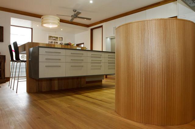 Shlegeris Residence contemporary-kitchen