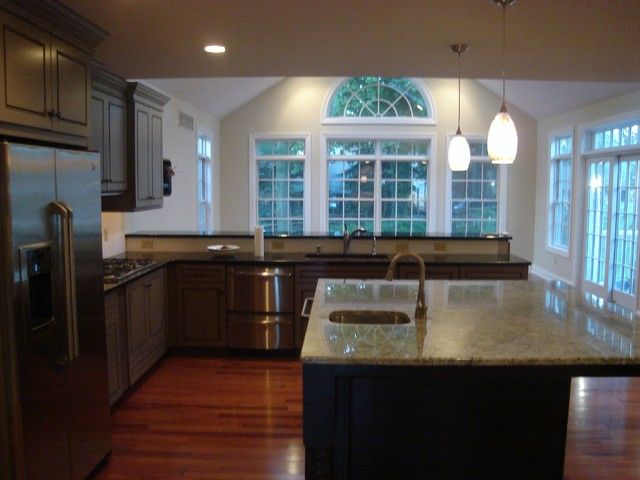 shober traditional kitchen