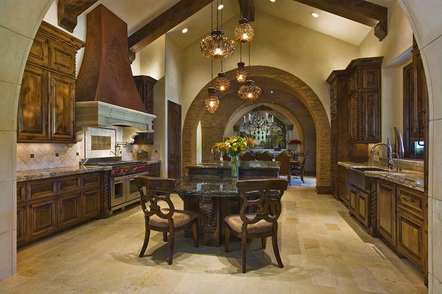 Shore Vista Residence Kitchen traditional-kitchen