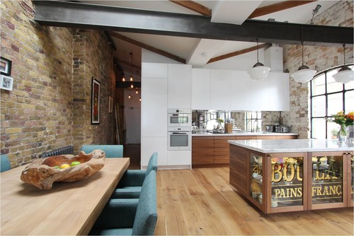 Shoreditch EC1: Warehouse Living