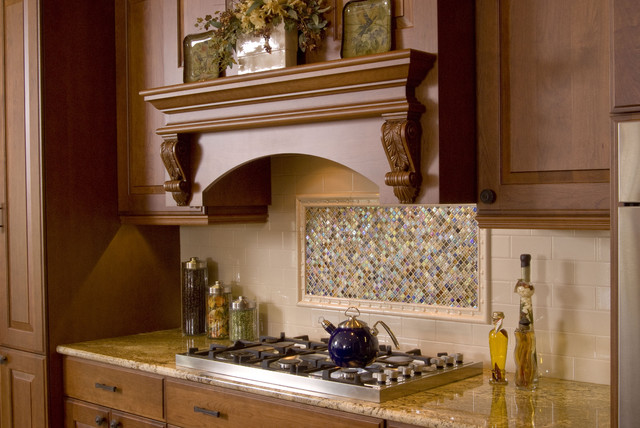 Show Stopper traditional-kitchen