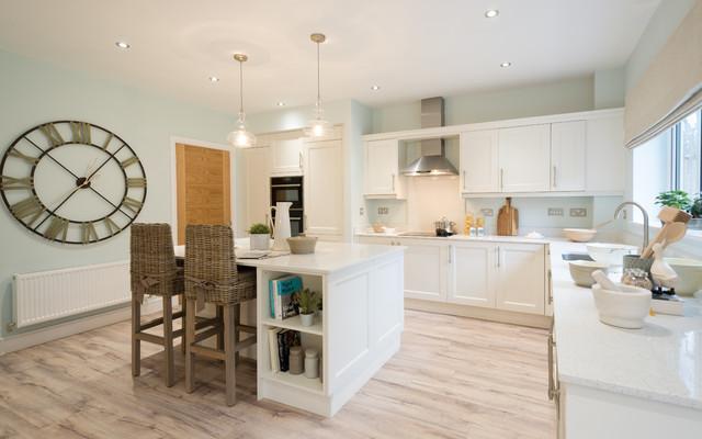 Showhome Coastal Kitchen Other By Nixons Kitchens Interiors Houzz