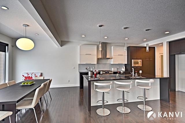 Showhome - Windermere North modern-kitchen
