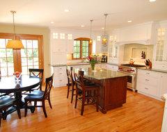 Showpiece Kitchen traditional-kitchen