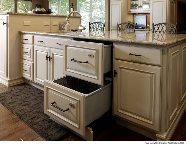 Showplace Cabinets   Kitchen Traditional Kitchen Pictures Gallery
