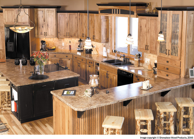 Beautiful Showplace Cabinets   Kitchen Traditional Kitchen