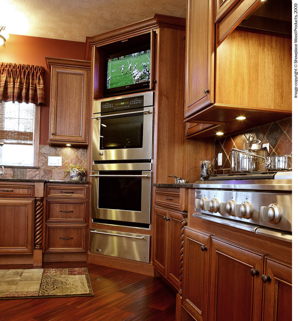Kitchen Built In Cabinets: Showplace Cabinets