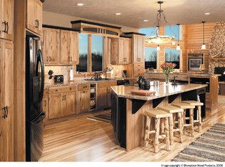 Showplace Cabinets - Kitchen - Traditional - Kitchen - other metro - by Showplace Wood Products