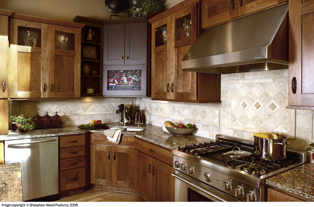 wooden cabinets for kitchen showplace cabinets kitchen traditional kitchen 29451