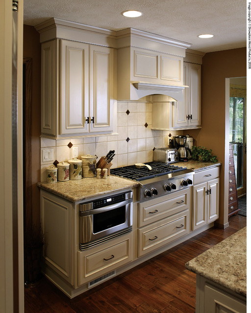 Showplace Cabinets - Kitchen traditional-kitchen