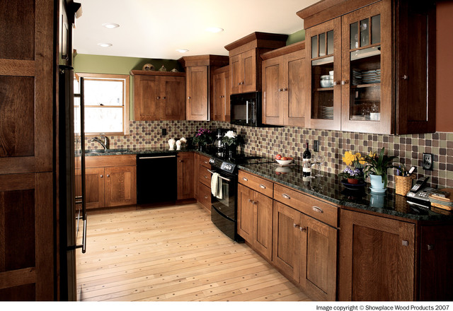 Showplace Cabinets - Kitchen - Traditional - Kitchen - Other - by ...