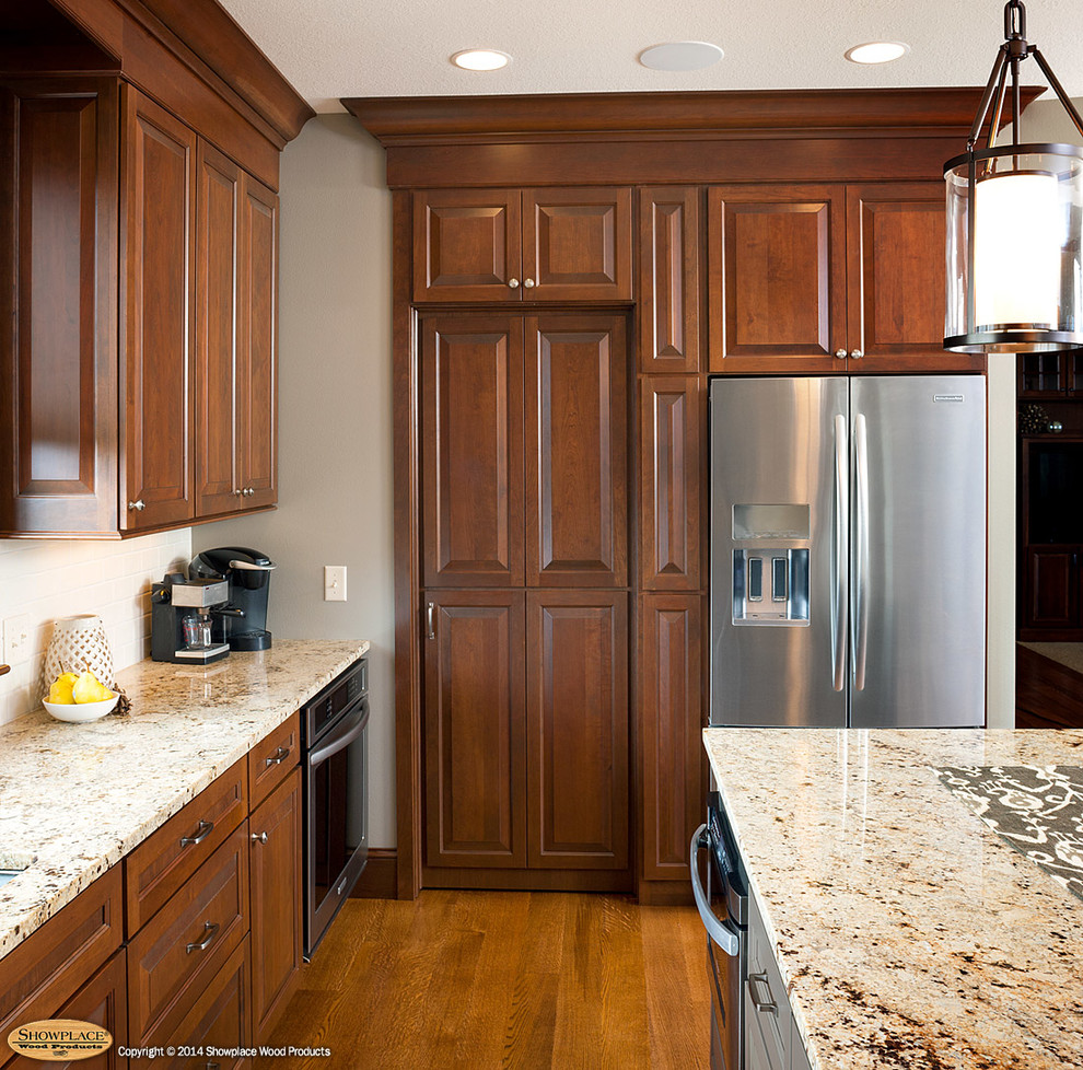 Showplace Cabinets - Kitchen - Traditional - Kitchen ...