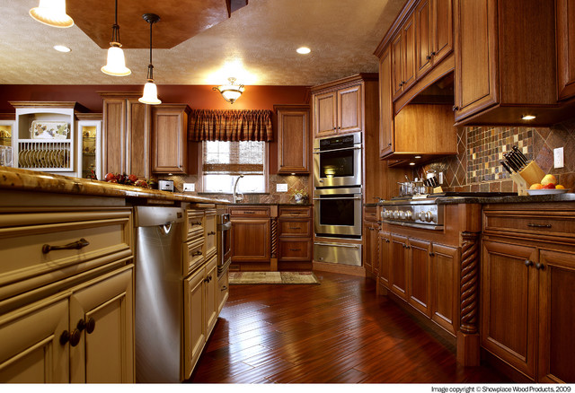 Showplace Cabinets Kitchen Traditional