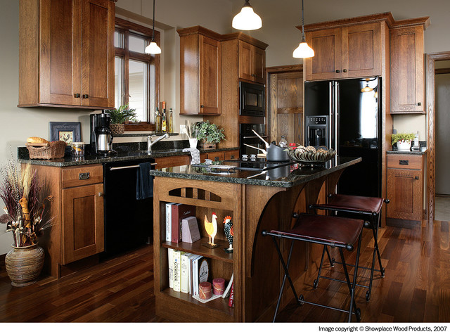 Showplace Cabinets   Kitchen Traditional Kitchen Nice Look