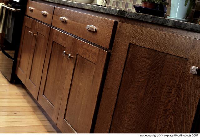 Showplace Cabinets - Kitchen traditional-kitchen