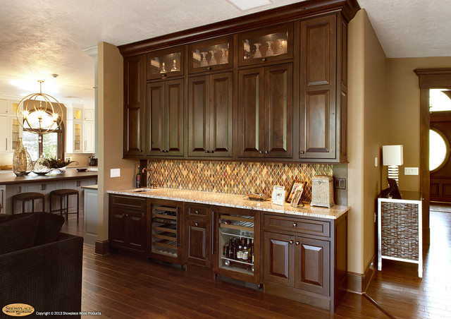 showplace cabinets wet bar - Wet Bar Cabinets