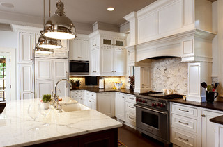 Showplace inset cabinets - Traditional - Kitchen - Other - by Showplace Wood Products