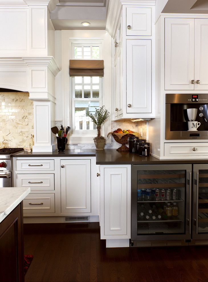 Showplace Inset Cabinets Traditional Kitchen Other By Showplace Cabinetry Houzz