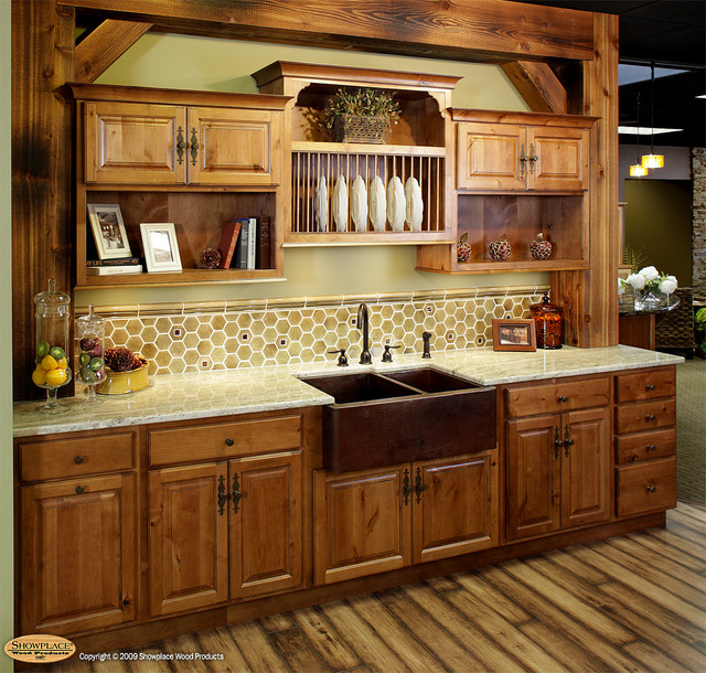 Showplace Lifestyle Cabinet Gallery, Sioux Falls, SD Traditional Kitchen