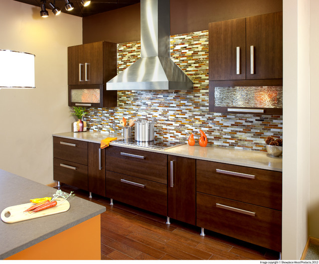 Showplace Wood Products Kitchens Contemporary Kitchen Oklahoma City By Baths And Rooms