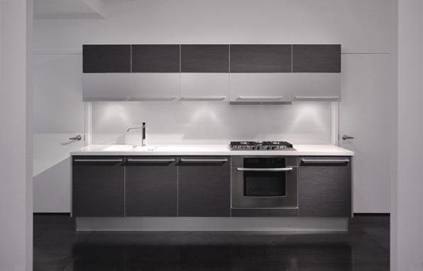 Showroom Display Modern Kitchen Dc Metro By Pedini Dc