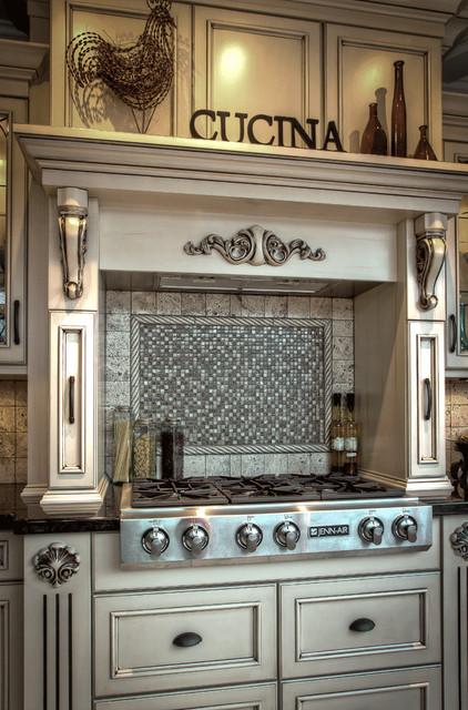 Showroom - Mediterranean - Kitchen - other metro - by Ellis Creek Kitchens