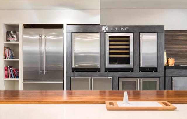Showroom in redwood city modern kitchen san - Kitchen appliances san francisco ...