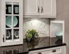Showroom Kitchen contemporary-kitchen
