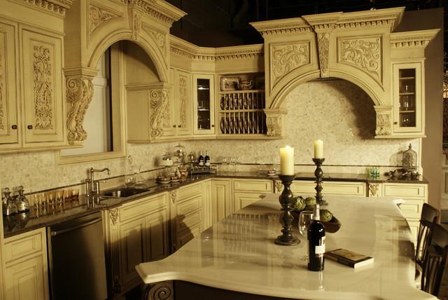 ShowRoom Kitchen traditional-kitchen