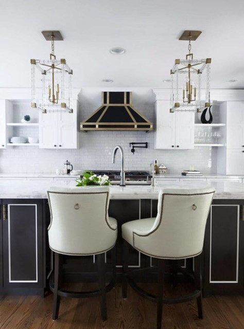 Up The Art Deco Style In Your Kitchen For A Touch Of Glamour Houzz Au