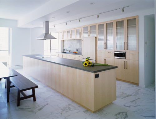 If You Like The Look Of A Frosty White Kitchen, Youu0027ll Love The Look Of  Maple. It Adds Just Enough Warmth And Color To Provide Visual Interest, ...