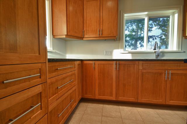 Sidney Addition & Renovation contemporary-kitchen
