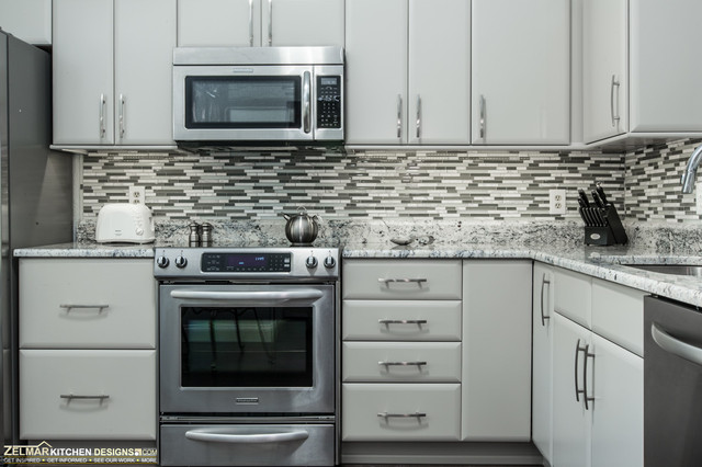 Siegel cabico zelmar kitchen remodel contemporary for Zelmar kitchen designs