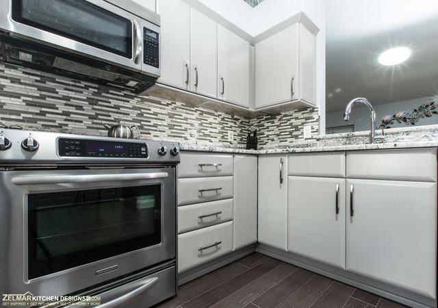 Siegel cabico zelmar kitchen remodel contemporary - Zelmar kitchen designs orlando fl ...