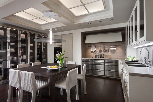 SieMatic, Beaux Arts.02 contemporary kitchen