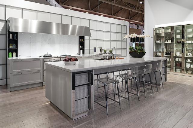 SieMatic Kitchens contemporary-kitchen