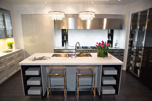 Kitchens - Contemporary - Kitchen - san diego - by Inplace Studio