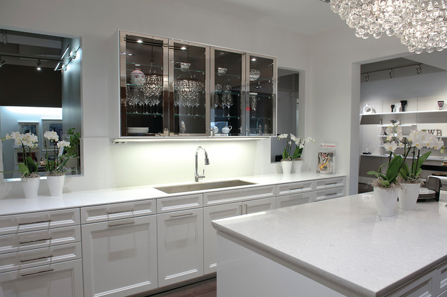 SieMatic Kitchens - Contemporary - Kitchen - san diego ...