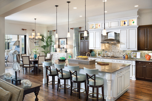 Sienna 1220 Contemporary Kitchen Tampa By Arthur Rutenberg Homes