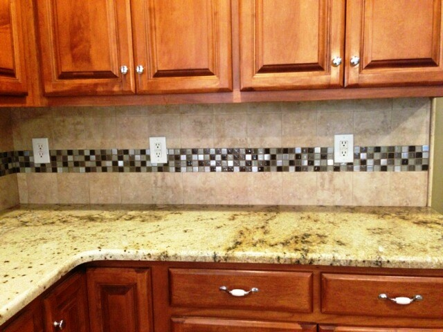 ... Countertops Charlotte NC- Sienna Beige -Medium color cabinets 4 9 13