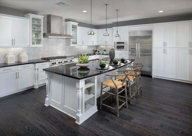 Sienna Plan At Meritage Homes At Sendero Rancho Mission Viejo Ca Contemporary Kitchen