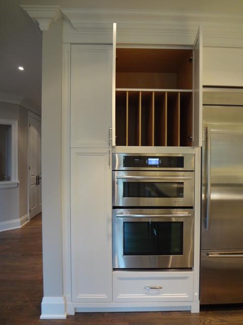 Signature Custom Cabinets- Painted Kitchen